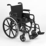 Aluminium Self Propelled Lightweight Folding Wheelchair