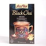 Yogi Tea Black Chai (17 Bags) Gluten Free Organic Vegan