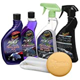 Meguiar's NXT Wash & Wax Kit