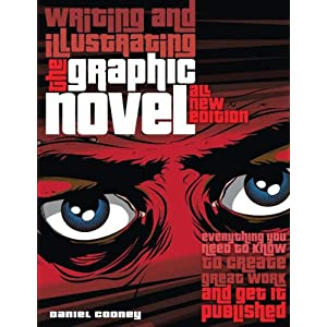 Image: Cover of Writing and Illustrating the Graphic Novel