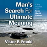 Man's Search for Ultimate Meaning (Un...