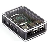 Pibow Ninja - the discreet layer case for the Raspberry Pi