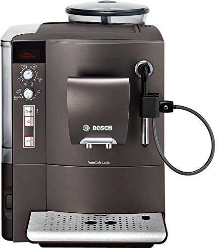 Bosch TES50358DE Kaffee-Vollautomat VeroCafe Latte (1.7 l, 15 bar, Cappuccinatore) dunkelbraun thumbnail
