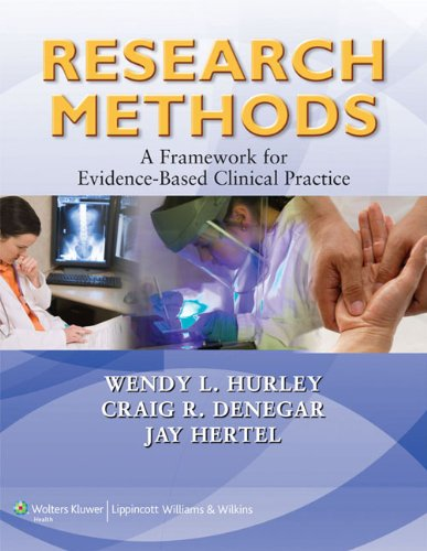 Research Methods: A Framework for Evidence-Based Clinical...