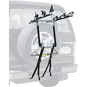 Allen Premium 3 Bike Carrier Spare Tire Rack