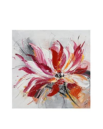 Quadro Fiore Abstract