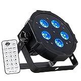 ADJ Products LED Lighting (Mega Hex Par) (Color: Multi color)