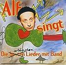 Alf Poier singt die schönsten Lieder mit Band