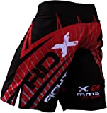 Authentic RDX Gel Fight Shorts UFC MMA Grappling Short Boxing NHB