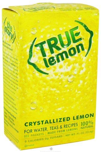 True Citrus True Lemon Gluten Free -- 32 Packets