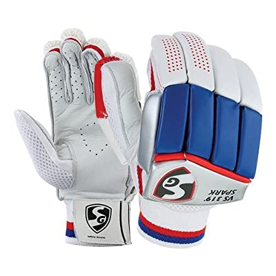 SG VS 319 Spark Right Hand Batting Gloves- Boys