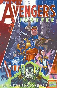 Avengers Legends, Vol. 1 - Avengers Forever by Kurt Busiek and Carlos Pacheco