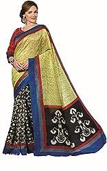 SUDARSHAN RAW SILK SAREE COLLECTIONS-Multi-Coloured-SUT11915-VM-Art Silk Georgette Silk-Multi-Coloured-SUT11915-VM-Art Silk Georgette Silk