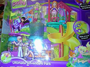 Polly Pocket Ultimate Adventure Park at Sears.com