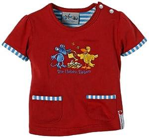 Coppenrath - Camiseta con cuello redondo de manga corta para bebé
