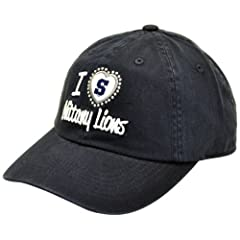 Buy NCAA Penn State Nittany Lions Ladies Lovin' It Adjustable Cap (Navy, One Size) by Top of the World