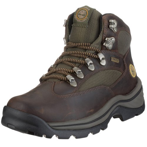 TIMBERLAND Women?s Chocorua Trail Gore-Tex brown/green (Size: 36)