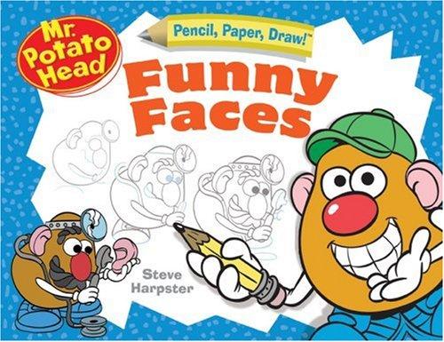 MR. POTATO HEAD: Funny Faces (Pencil, Paper, Draw!)
