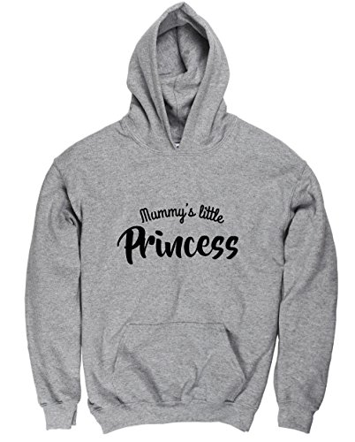 hippowarehouse-mummys-little-princess-kids-unisex-hoodie-hooded-top