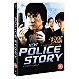 New Police Story (Single Disc) [2004] [DVD] [2007]by Jackie Chan
