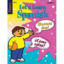 Lets Learn Spanish 1 Book