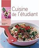 echange, troc Elisabeth de Meurville - Cuisine de l'étudiant