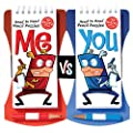 Me Vs You: Head-to-head Pencil Games Challenge