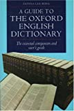 A Guide to the Oxford English Dictionary (0198691793) by Donna Lee Berg