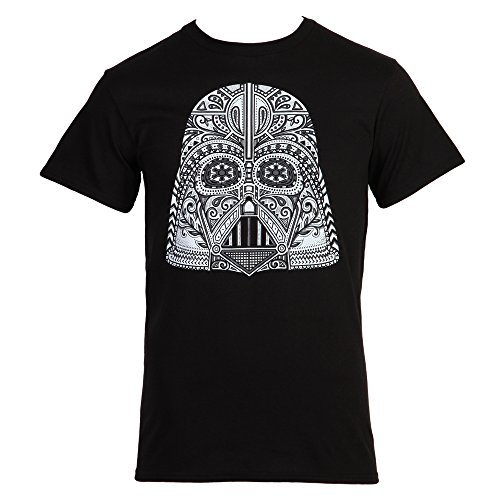 Day of the Dead Darth Vader Sugar Skull T-Shirt