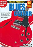 Cover art for  10 EASY LESSONS BLUES GUITAR DVD AND BOOKLET IN PLASTIC CASE