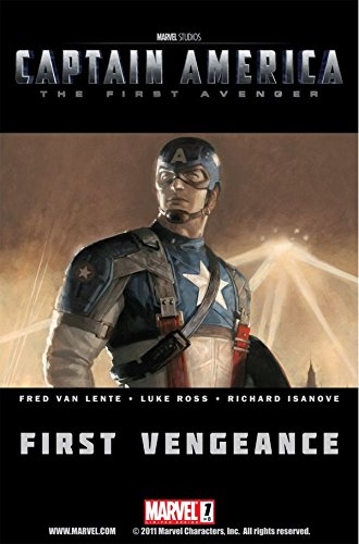 Captain America: The First Avenger #1: First Vengeance (Captain America Comic Book 1 compare prices)