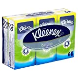 Kleenex Balsam Pocket Pack 6's 6 x 9 per pack