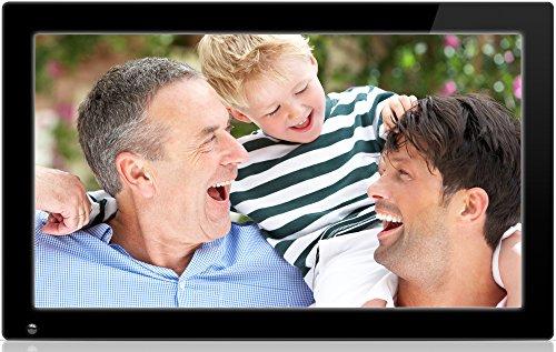 NIX 18.5 inch Hi-Res Digital Photo Frame with Motion Sensor & 16GB USB Memory (X18B)