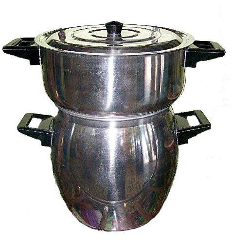 Couscousier 6 Liter Moroccan Steamer Pot
