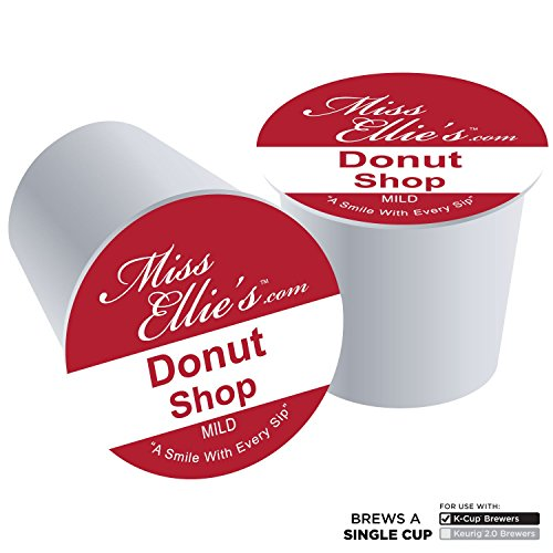 Miss Ellie'S Donut Shop Coffee Realcups, Single Serve (48 Ct.)