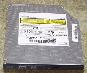 Toshiba TS-L633 8x DVD±RW DL Notebook SATA Drive (Black)