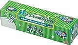 驚異の防臭袋 BOS (ボス) 生ゴミが臭わない袋 Sサイズ大容量100枚入 生ゴミ処理袋【袋カラー:白】