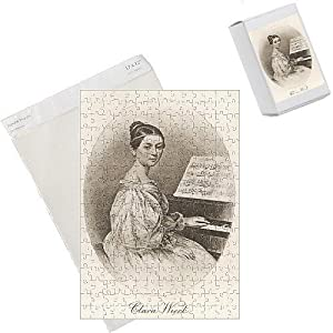 Photo Jigsaw Puzzle of Clara Schumann/young from Mary Evans