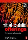 img - for Initial Public Offerings (IPO): An International Perspective of IPOs (Quantitative Finance) book / textbook / text book