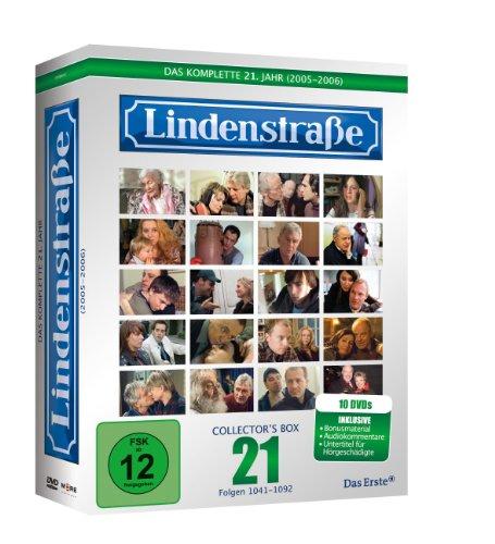 Die Lindenstraße - Das komplette 21. Jahr, Folgen 1041-1092 (Collector's Box Limited Edition,10 Discs) [Special Edition]
