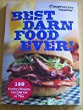 Weight Watchers PointsPlus Best Darn Food Ever Cookbook