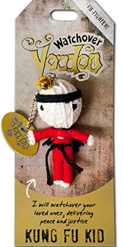 Watchover Voodoo Kung Fu Kid Novelty
