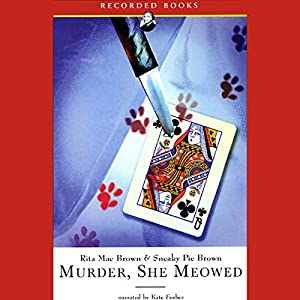 Murder She Meowed Audiobook