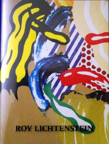 Roy Lichtenstein: Brushstroke figures, 1987-1989 PDF