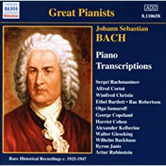 Fugue in G Minor, BWV 578 (arr. O. Samaroff): Fugue (Allegro moderato) in G Minor from Little Organ Book, BWV 578