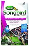 Songbird Selections Multi-Bird Blend Wild Bird Food with Fruits and Nuts, 15-Pound