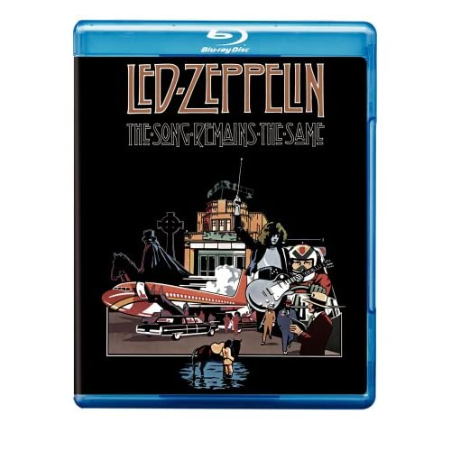 Led Zeppelin - The Song Remains the Same [Blu-ray]