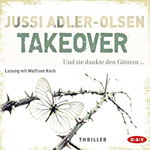 Takeover Hörbuch