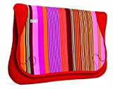 Built Neoprene Laptop Envelope 16 Inch, Nolita Stripe