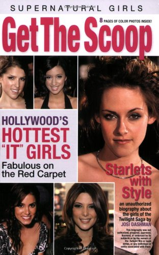 Sale alerts for Price Stern Sloan (HC) Get The Scoop Supernatural Girls - Covvet